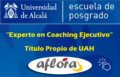 Curso Coaching ejecuivo UAH+AFLORA