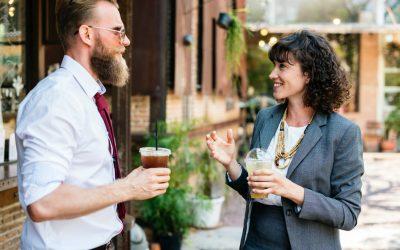 El 'small talk': saca el máximo partido a tus conversaciones cortas
