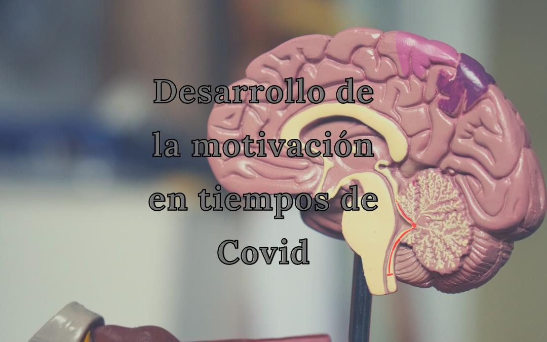 Desarrollo de la motivación en tiempos de Covid