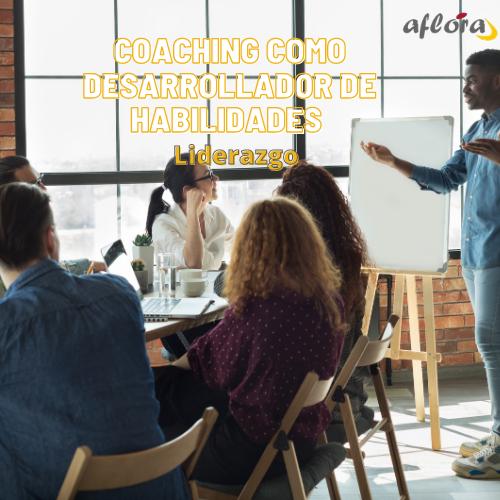 Coaching como desarrollador de habilidades: liderazgo