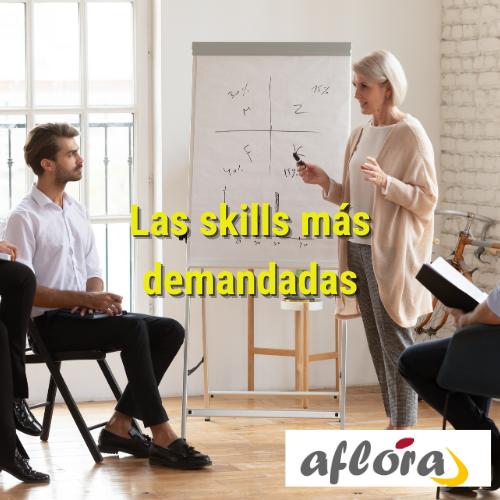Las skills más demandadas